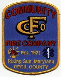 Community Fire Company of Rising Sun