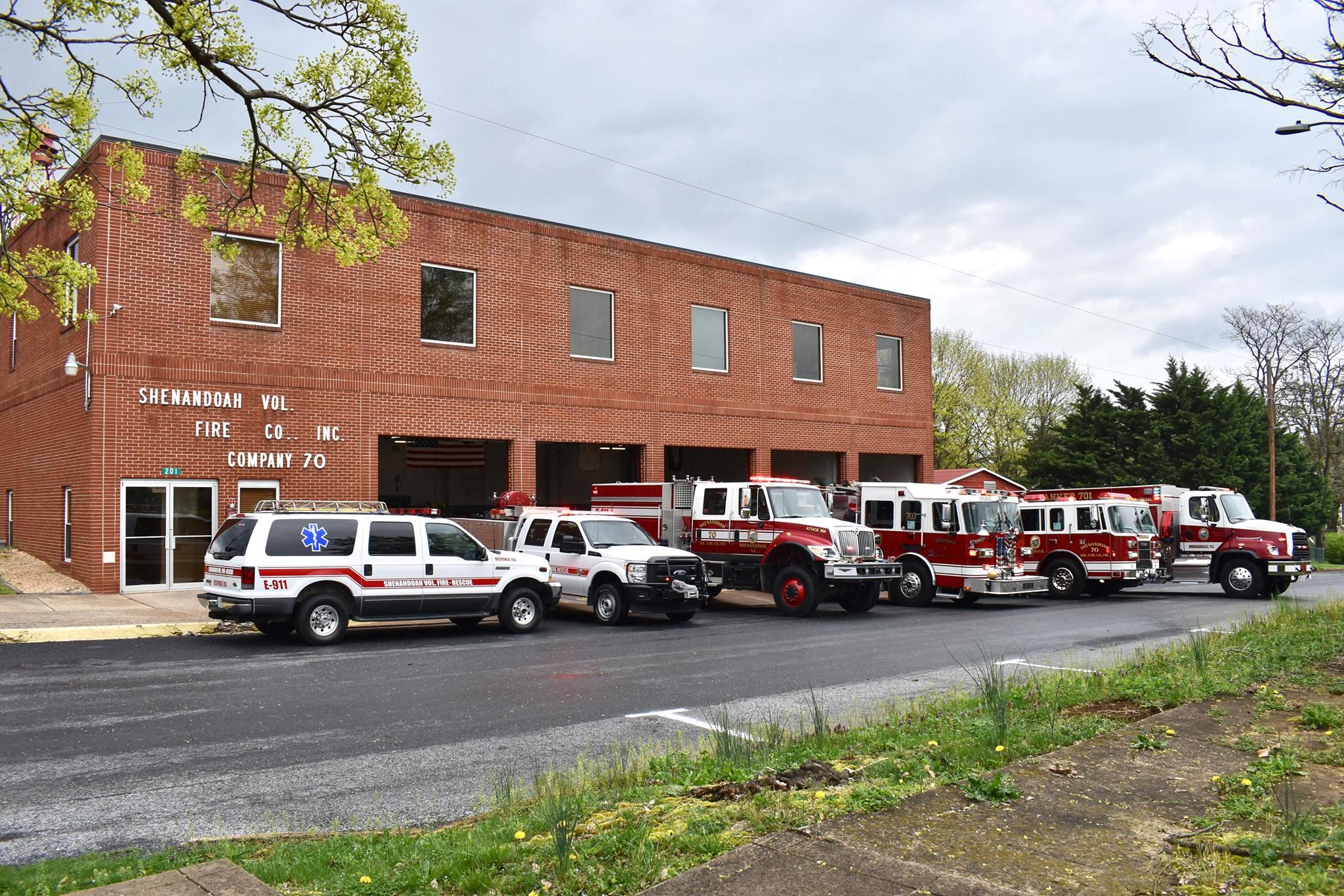 Shenandoah Volunteer Fire Company